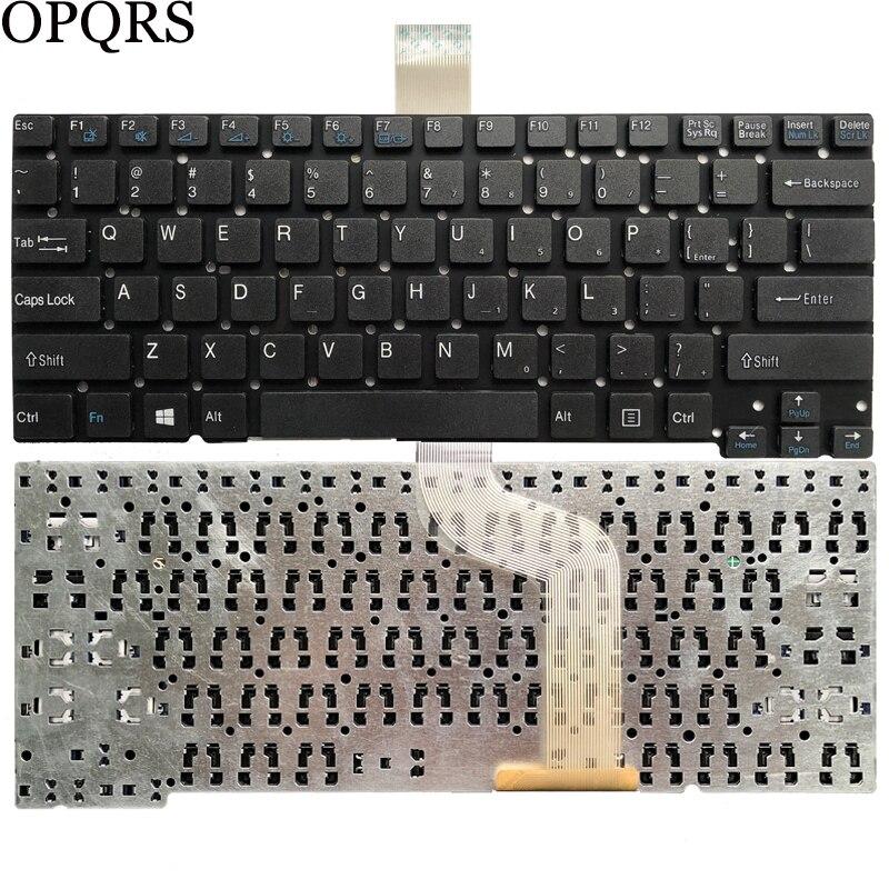 لوحة مفاتيح أمريكية جديدة لأجهزة الكمبيوتر المحمول Sony Vaio SVT141A11L SVT13117 SVT14113CXS SVT13115