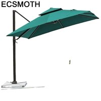 Ombrelle Mariage Ogrodowy Arredo Mobili Da Giardino Mobilya Meuble Jardin Parasol Garden Outdoor Patio Furniture Umbrella Set