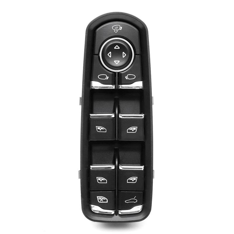 New Front Door Window Switch For Porsche Panamera Cayenne 7PP959858MDML