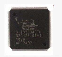 IC new original HDMI receiver SiI9233ACTU Sil9233ACTU 100%brand free shipping car ic
