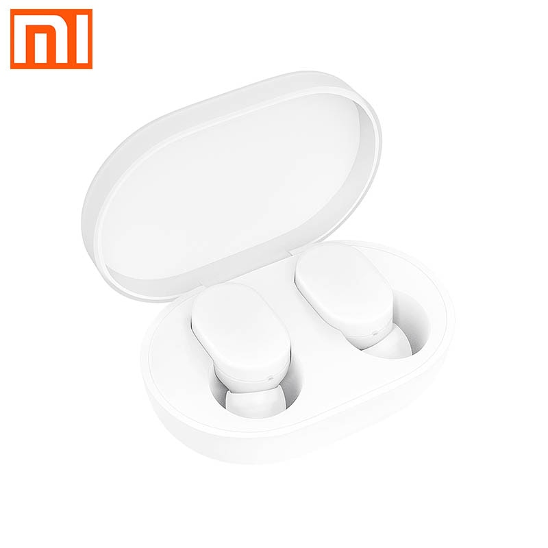 Xiaomi AirDots TWS Earphone Wireless Bluetooth 5.0 Xiaomi airpods Gaming Headset with Mic Noise Reduction Youth Edition Mi