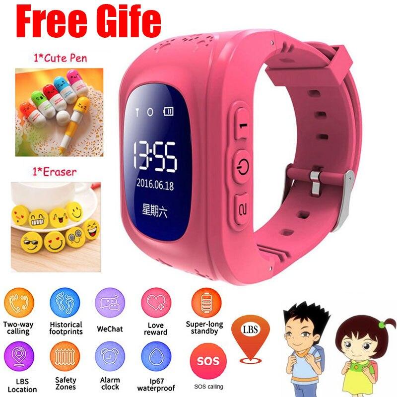 2020 Relógio Do Telefone Smartwatch Relógio Inteligente Crianças das crianças Para Meninos Das Meninas Com Sim Card Foto À Prova D Água IP67 Presente Para IOS Android