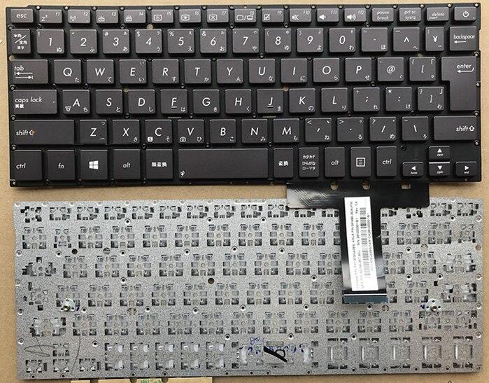 Новая клавиатура с японским ключом для ноутбука Asus Zenbook UX31 UX31A UX31E UX31L UX31LA UX31S