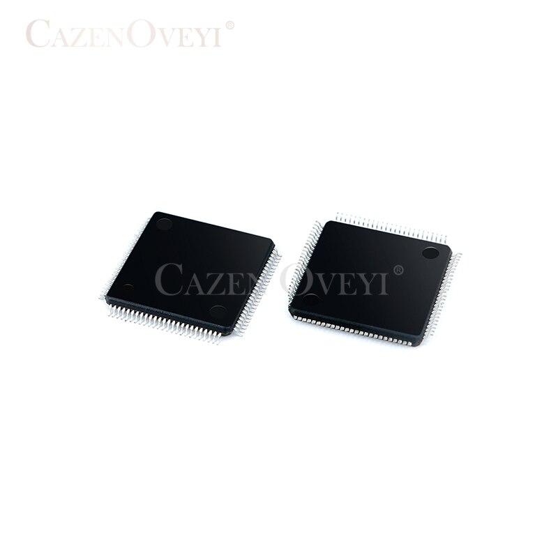 2 pçs/lote TSUMV59XE-Z1 TSUMV59XE-ZI TSUMV59XE QFP-100 Em Estoque