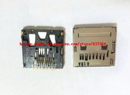 1 Uds nuevo para Sony A77 Alpha 77 Ranura para tarjeta de...