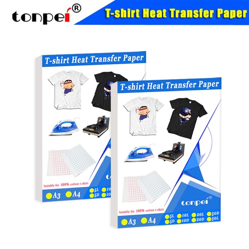 papel-de-transferencia-termica-para-camisetas-a3-a4-telas-de-algodon-de-color-claro-oscuro-100-diseno-de-estampado-de-inyeccion-de-tinta