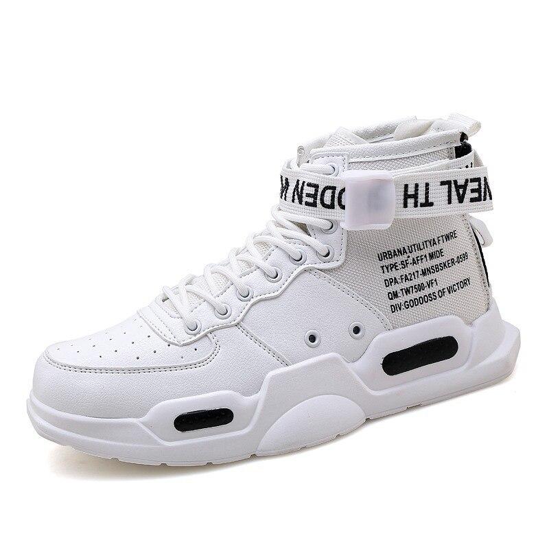 Фото - Кеды для мужчин и женщин, высокие кроссовки в стиле хип-хоп, амортизирующие резиновые, трендовая обувь для баскетбола drunknmunky высокие кеды и кроссовки