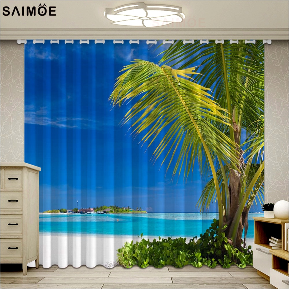 ستارة شاطئ البحر ، للنباتات الاستوائية الخضراء ، وغرفة النوم ، والمناظر الطبيعية الحديثة ، والمطبخ ، والتظليل الدقيق للغاية