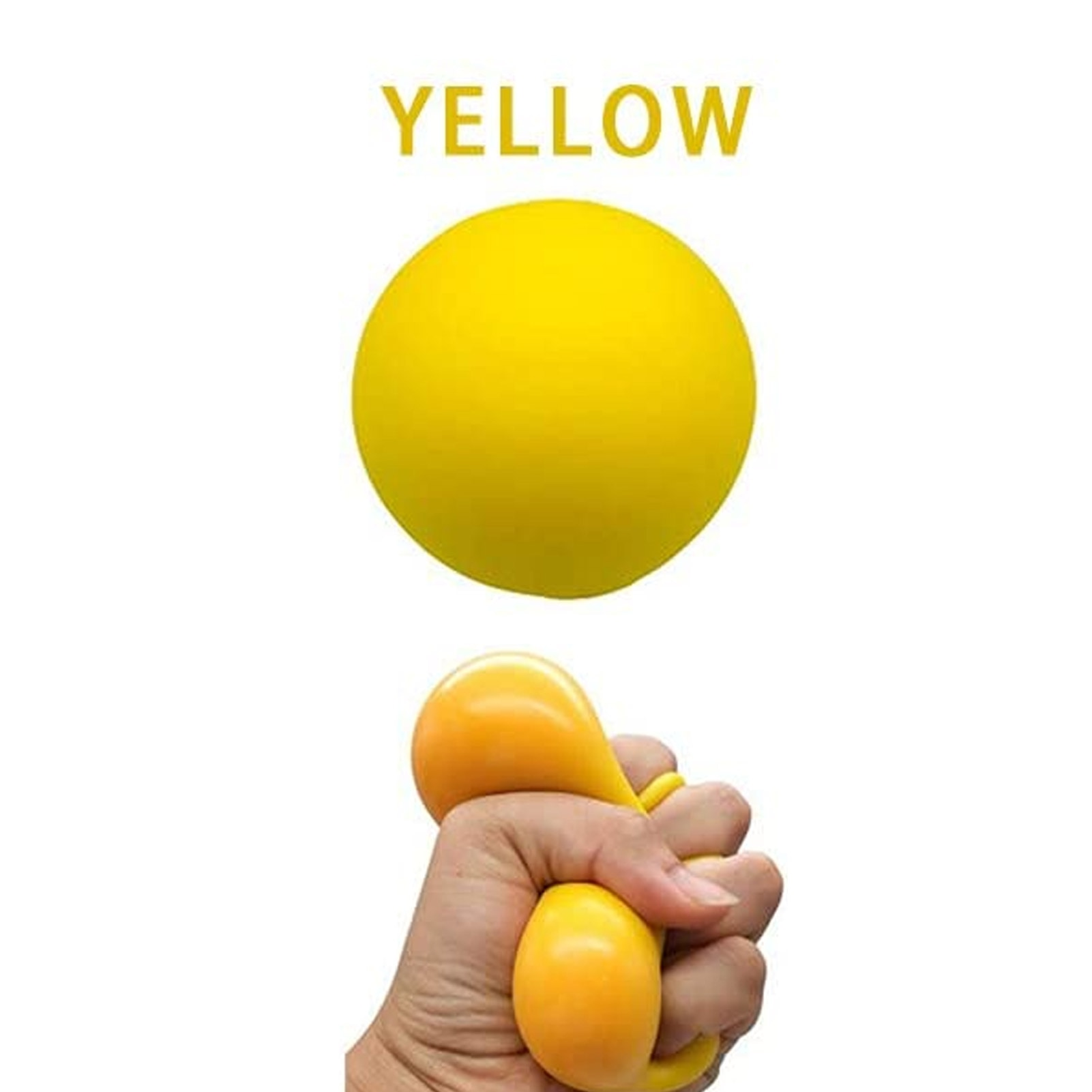 Stress Ball Change Color Relieve Anxiety Pressure Sensory Toy Anti-stress Toys Toys 18 Years Old Collection enlarge