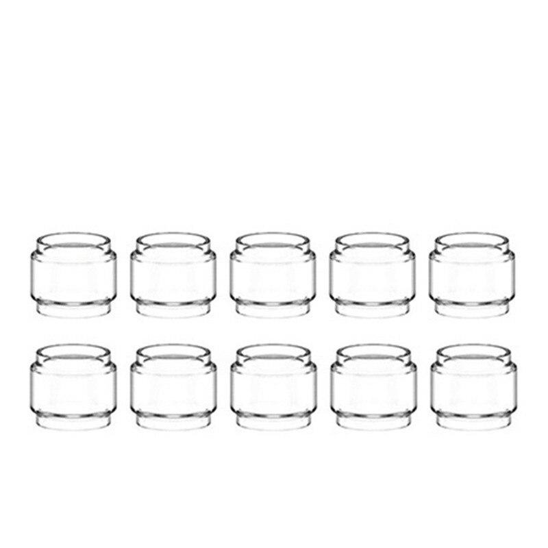FATUBE 10pcs Normal bubble glass tubes mini Cups for Zeus Dual / Zeus X / ZEUS X mesh / Zeus Sub Ohm 26mmOD