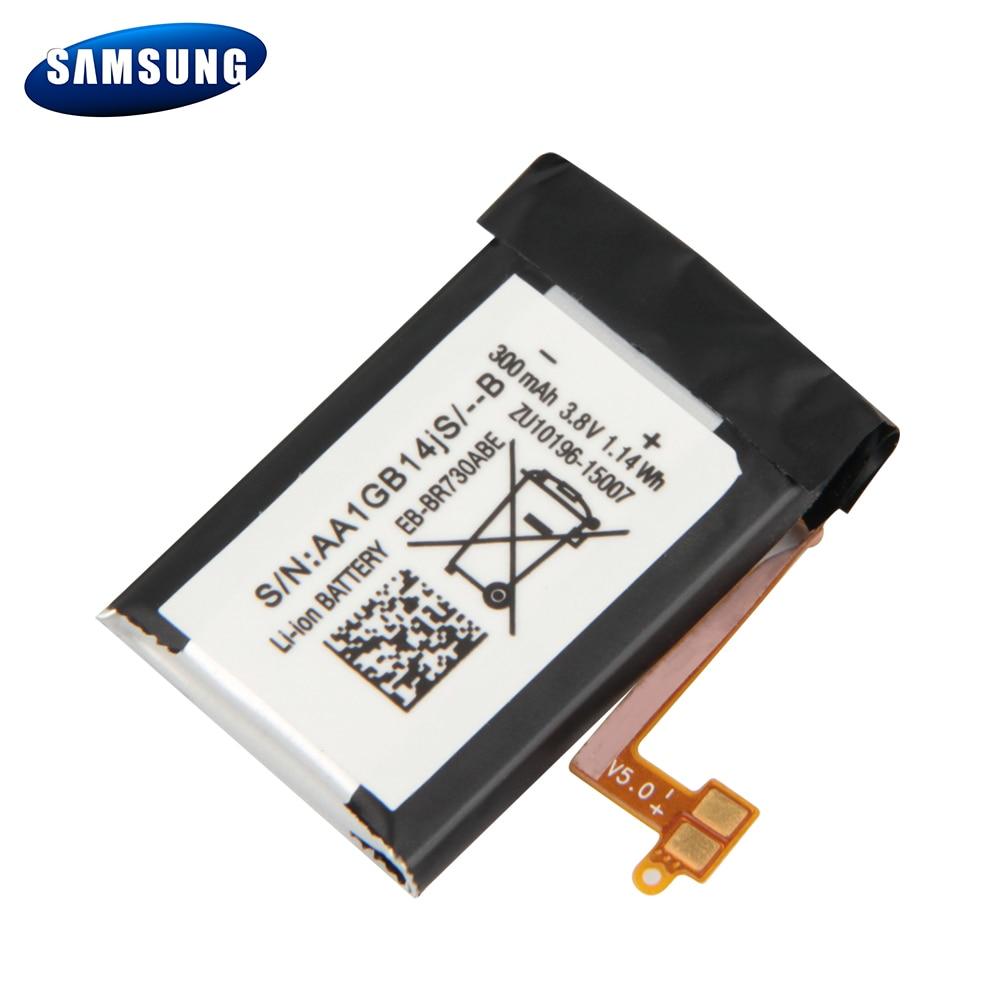 Samsung Original EB-BR730ABE Battery For Samsung Gear S2 3G R730 SM-R730A SM-R730V R600 R730S R730T SM-R735 SM-R735T SM-R735V enlarge