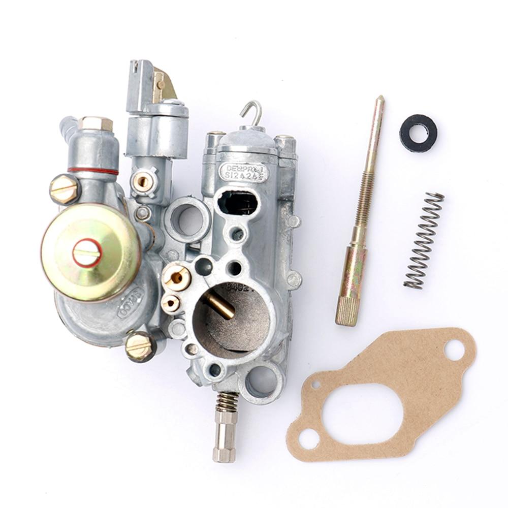 Carburador px150 20mm 24mm para o modelo de dellorto spaco vespa 24mm