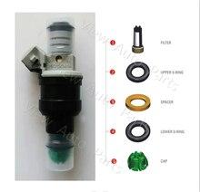 Kit de réparation dinjecteur de carburant   Pour BMW 2.0 E36 320i E34 520i 0280150414 avec outil délimination de filtre inclus,