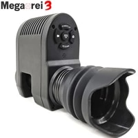 highly integrated megaorei3 night vision scope optical night sight hunting camera nv007 spotting riflescope 850nm laser ir