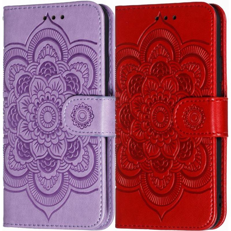 Одноцветный кожаный чехол-кошелек для телефона iPhone SE 2020 11 Pro XR X XS Max 7 8 Plus 7G 8G слот для карты рамка Обложка для книги P13F