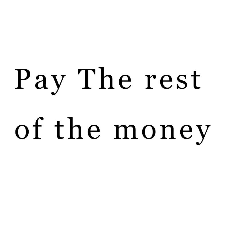 YUXINBRIDAL оплачивает оставшуюся часть денег