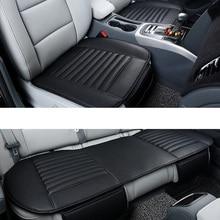 Housse de siège de voiture protection de chaise   En cuir PU, pour BMW série 3 E46 E90 E91 E92 E93 F30 F34 F35 318i 320d 335i 320i E30 E36