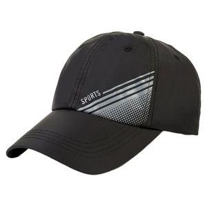 Summer Cap Baseball Cap Women Snapback Sun Cap Casual Letter Black Cap Outdoor Adjustable Sports Sun Hat Unisex