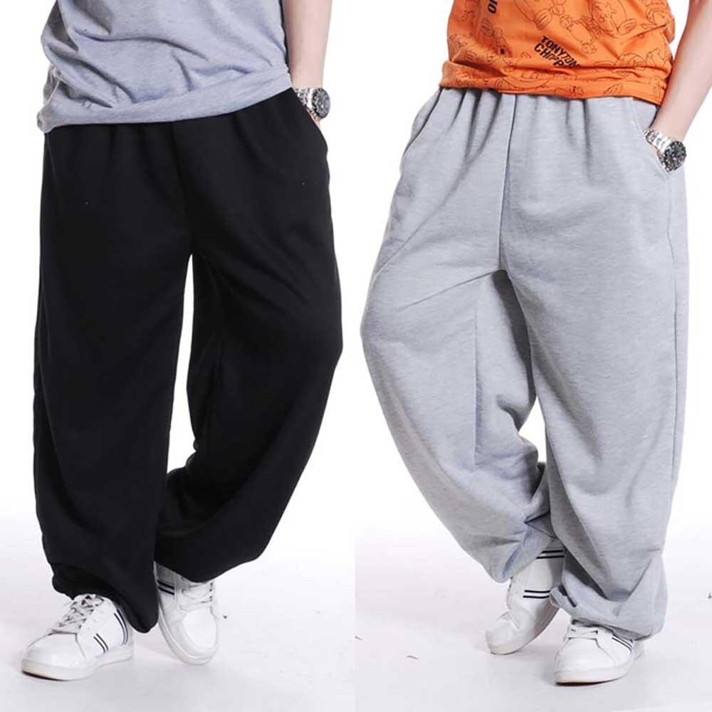 Mode Hip Hop Streetwear Harem Hosen Männer Jogginghose Lose Baggy Jogger Track Hosen Baumwolle Casual Hosen Männlichen Kleidung