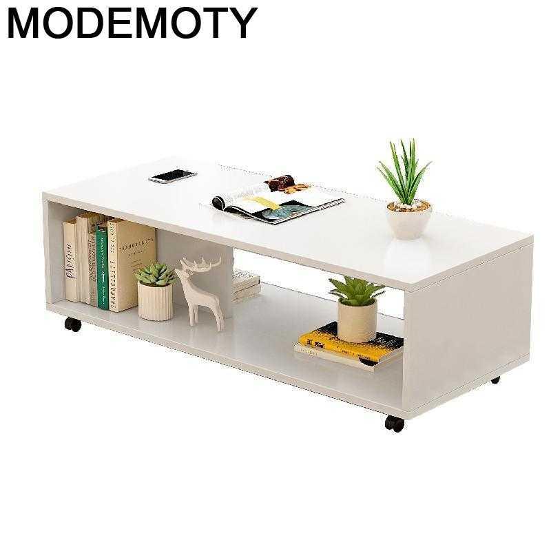Basse Salon-Mesa De Centro Para Sala De estar, mueble Para café, Sehpalar