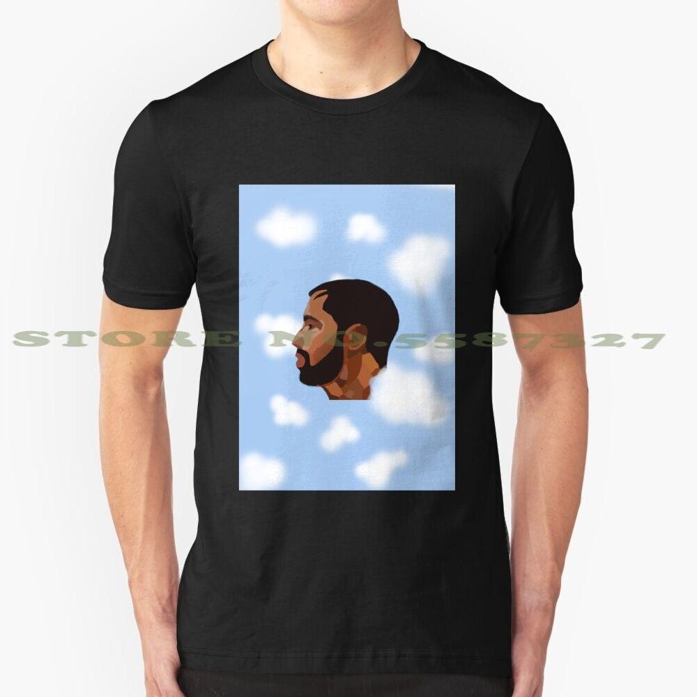 Drake álbum cubierta diseño de moda Camiseta Tee Drake nada era lo mismo
