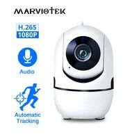 Беспроводная IP-камера видеонаблюдения, 1620P, Wi-Fi, 360 P