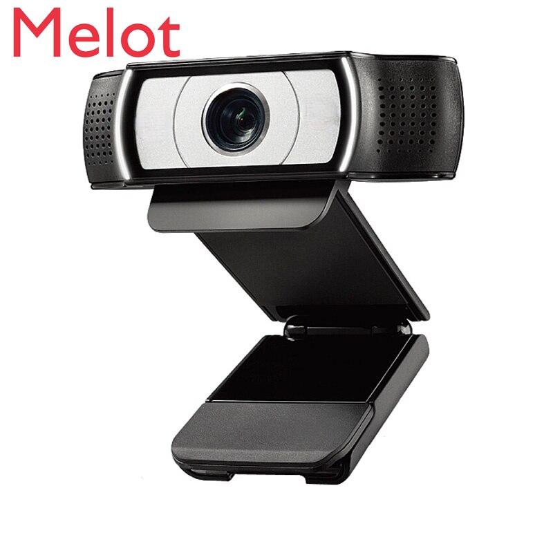 كاميرا حية HD وجه جميل جهاز التخسيس كمبيوتر مكتبي كاميرا فيديو للمؤتمرات مع ميكروفون