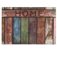 welcome home mats for front door entrance non slip rubber door mat