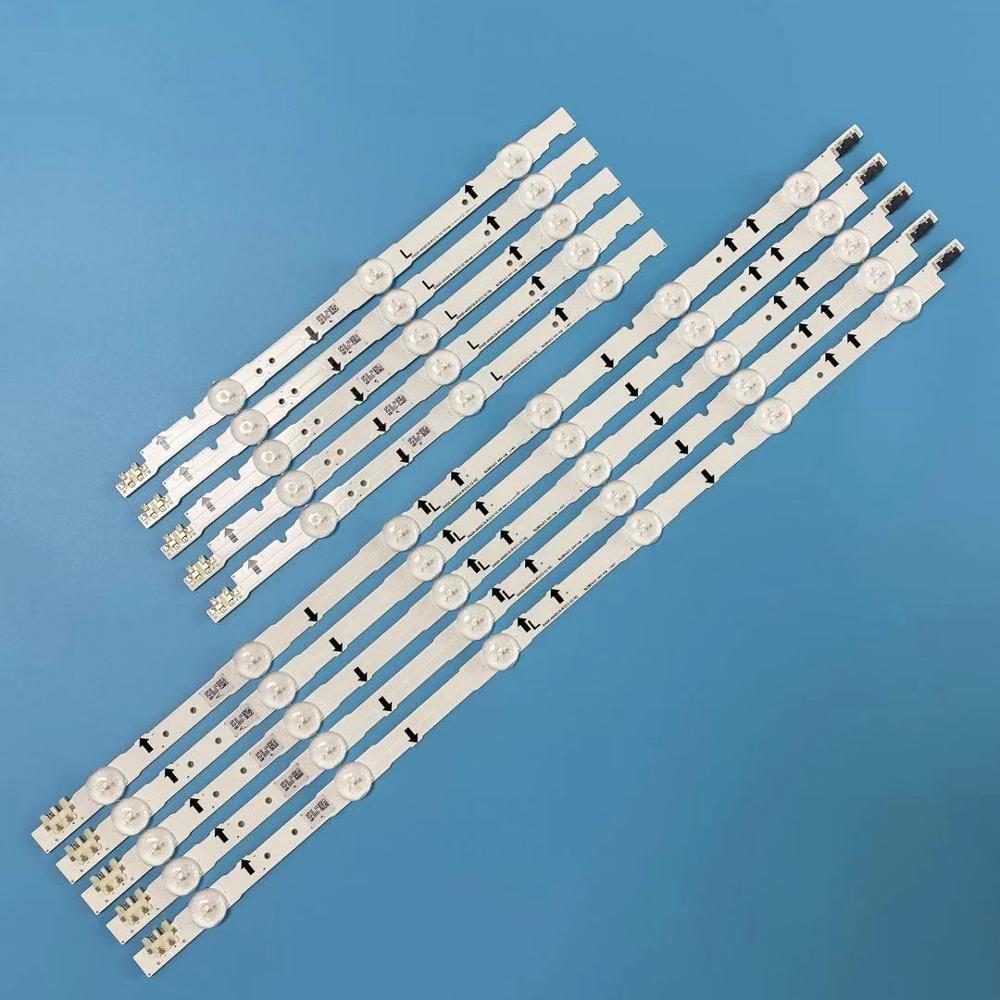 """Luz LED para SamSung de 40 """", TV UE40H6500, UE40H5500, UE40H6200, D4GE-400DCB-R2, UE40H5100, CY-GH040HGLV2H, UE40H6400"""