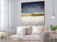 paintings on canvas abstract blue abstract painting contemporary art painting wall art painting texture painting office painting