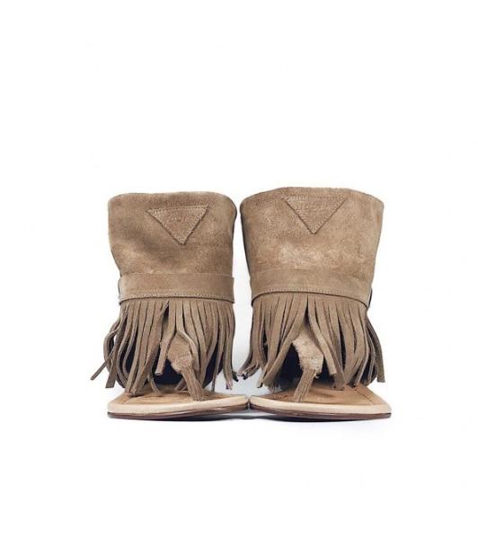 Women Summer Sandals Flats Casual Single Shoes Woman Vintage  Non-slip Open Toe Sandalias Mujer Sapato Feminino YK504