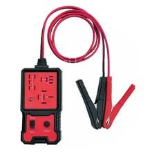 Электронный автомобильный релейный Тестер 12 В, универсальный для проверки автомобильных аккумуляторов