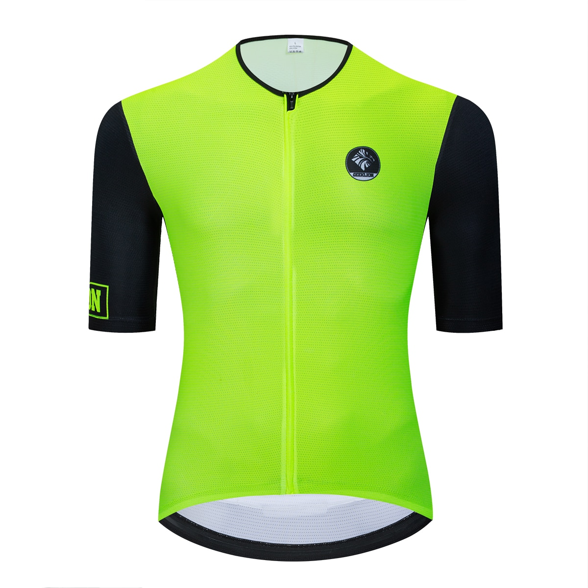 Novo 2020 geeklion fluorescente pro camisa de ciclismo respirável bicicleta wear mtb aero bike wear