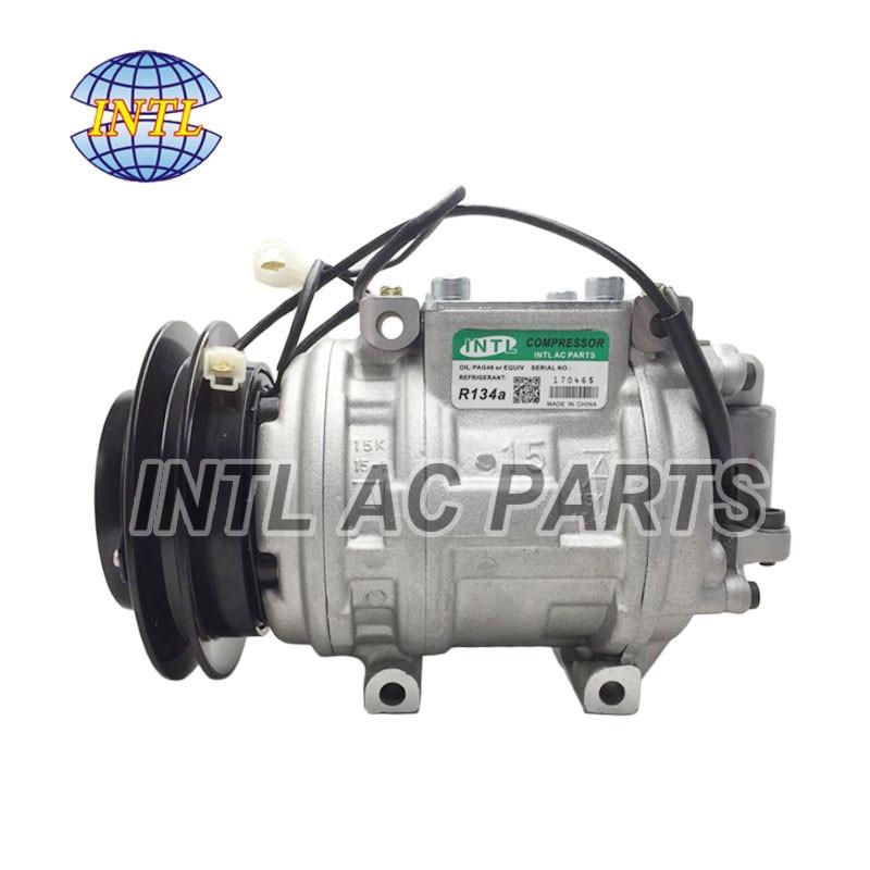 447200-0530, 447200-0532, 447200-0534 10PA15VC / 10PA15VL de aire/c compresor de CA 1991-1998 para Mitsubishi Pajero NH NJ