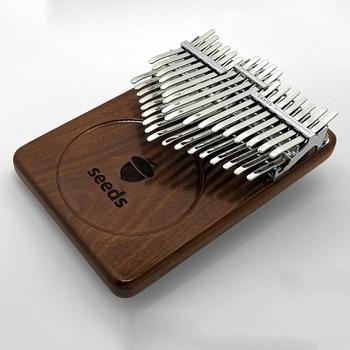 17/34 Keys Thumb Piano 34-tone Kalimba Double Layer Dual Kalimba Kalimbas Keyboard Instruments Musical Sports Entertainment