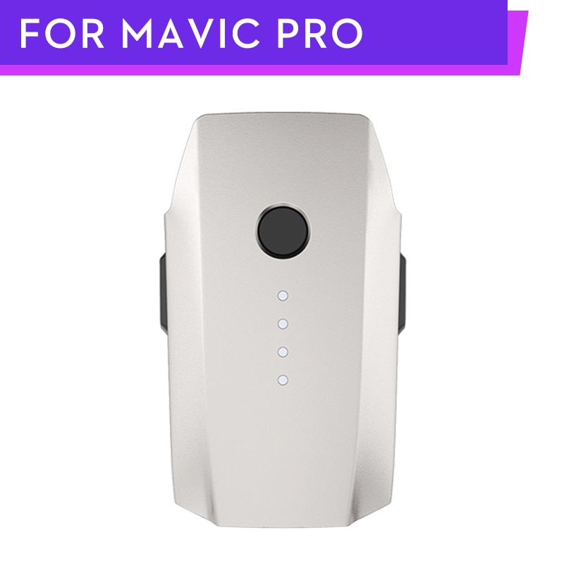 100% DJI Mavic Platinum Pro inteligentna bateria lotnicza Up27-min czas lotu 3830mAh 11.4V dla DJI Mavic pro platinum