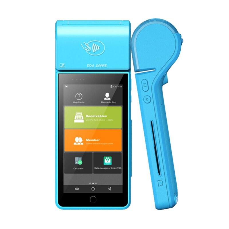 Sistema pos portátil de mano de buena calidad android PDA pos