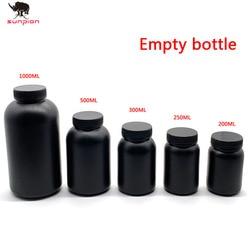 Photon 3D Printe UV SLA DLP Чувствительная Смола специальная пустая бутылка 200 мл/250 мл/300 мл/пустая бутылка части 3d принтера