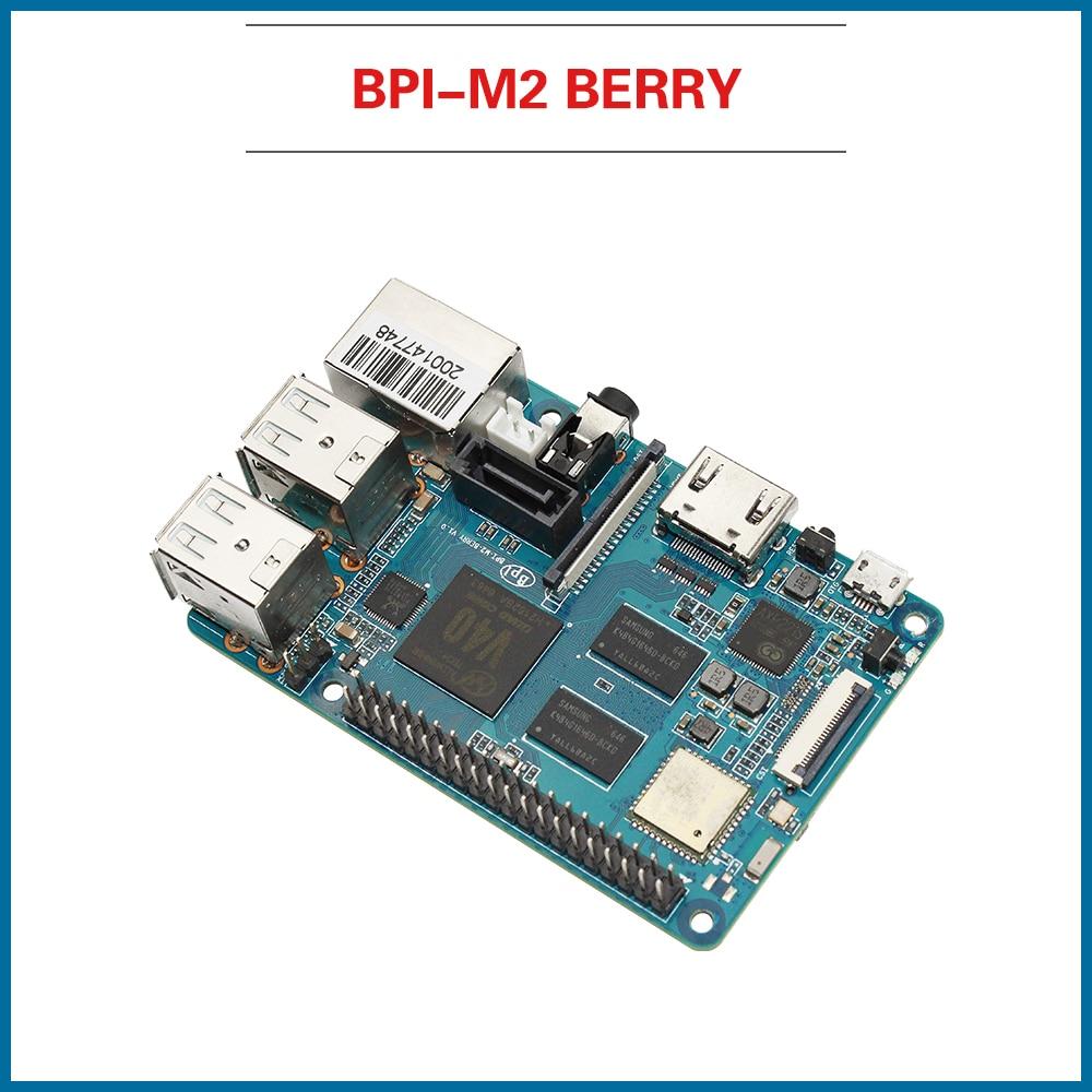 Banana Pi BPI-M2 Berry Allwinner V40 Board