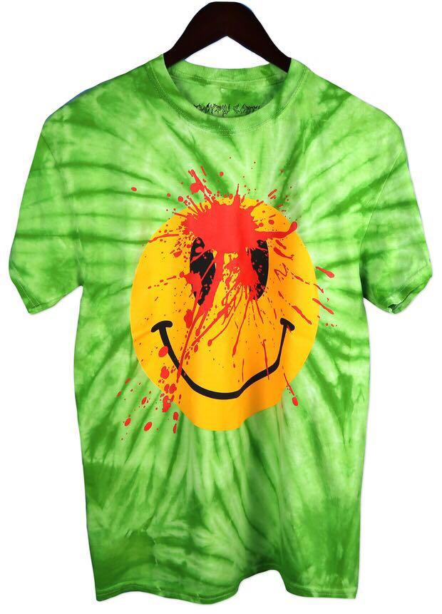 19SS Travis Scott  Astroworld T Shirt 11 High Quality DSM Special dover street market T-shirt Hip Hop ASTROWORLD Tshirt Top Tee