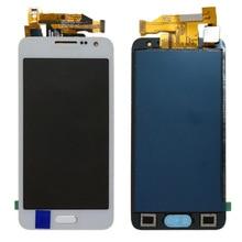 Per Samsung Galaxy A3 2015 A300 A300F A300M A300FU Display LCD Assemblea di Schermo di Tocco di luminosità regolabile 100% Testato TFT LCD