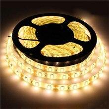 5 V sans fil PIR détecteur de mouvement LED bande USB LED armoire lumière SMD 2835 60 LED s/m 1 M 2 M 3 M LED bande bande étanche applique murale