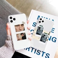 call me by your name phone case transparent clear for iphone 11 12 mini pro xs max 7 8 6 6s plus x 5s se 2020 xr