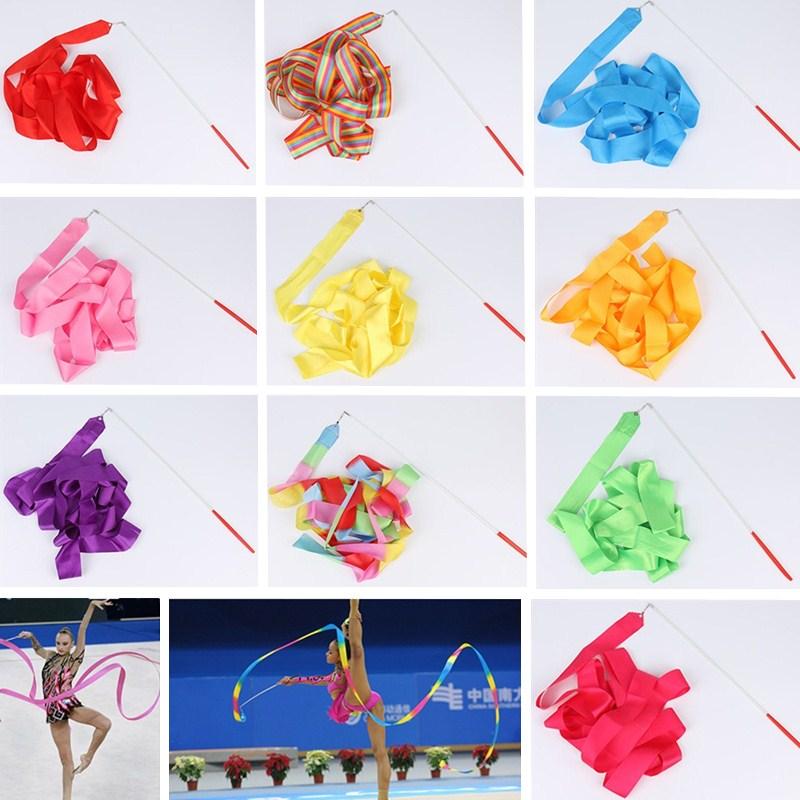 2-metri-4m-6m-nastri-colorati-da-palestra-nastro-da-ballo-arte-ritmica-ginnastica-balletto-streamer-twirling-rod-rainbow-stick-training
