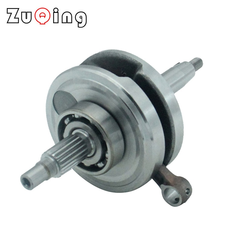 Motorcycle Crankshaft Fit For Yinxiang YX 150cc-5 Kick start engine ATV Dirt Bike high speed motorcycle rotor magneto kits stator coil for yinxiang lying 150cc and 160cc engine motor accessories