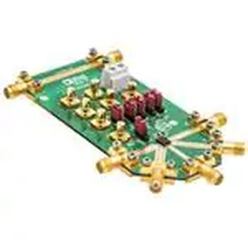 EVAL-ADGM1304EBZ مجلس تقييم أدوات تطوير الترددات اللاسلكية أولا-جيم.