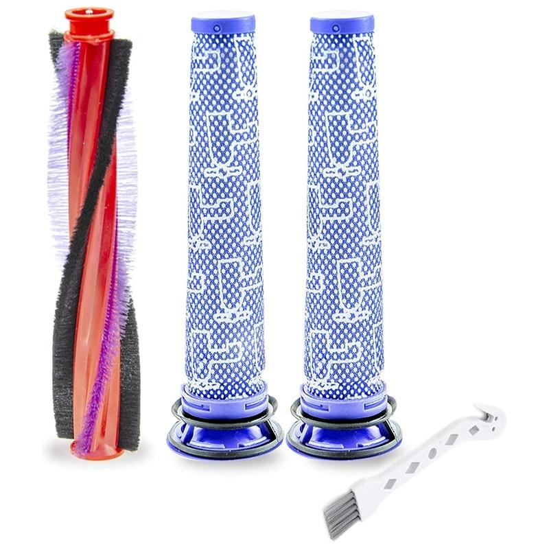 Hot TOD-Suitable for Dyson Vacuum Cleaner Accessories DC59 DC62 DC74 V6 V7 V8 Filter s