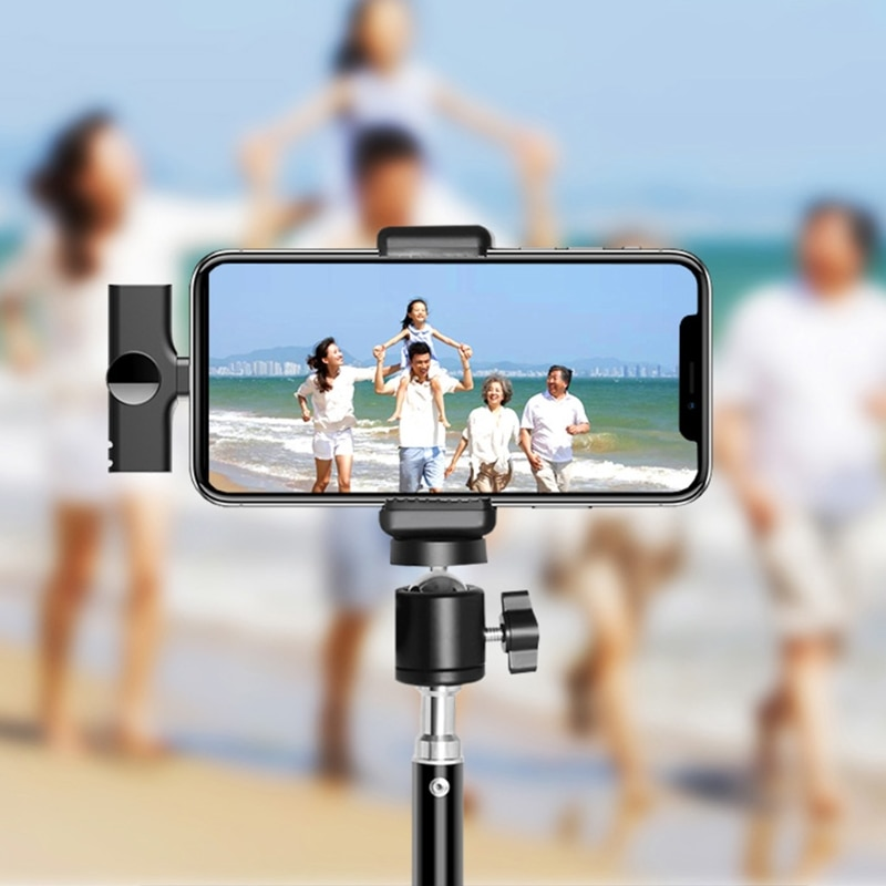 Live Broadcast Mic Type C Wireless Microphone System USB C Video Recording Mic for Type C Cellphone Mobile Phone Tablet enlarge