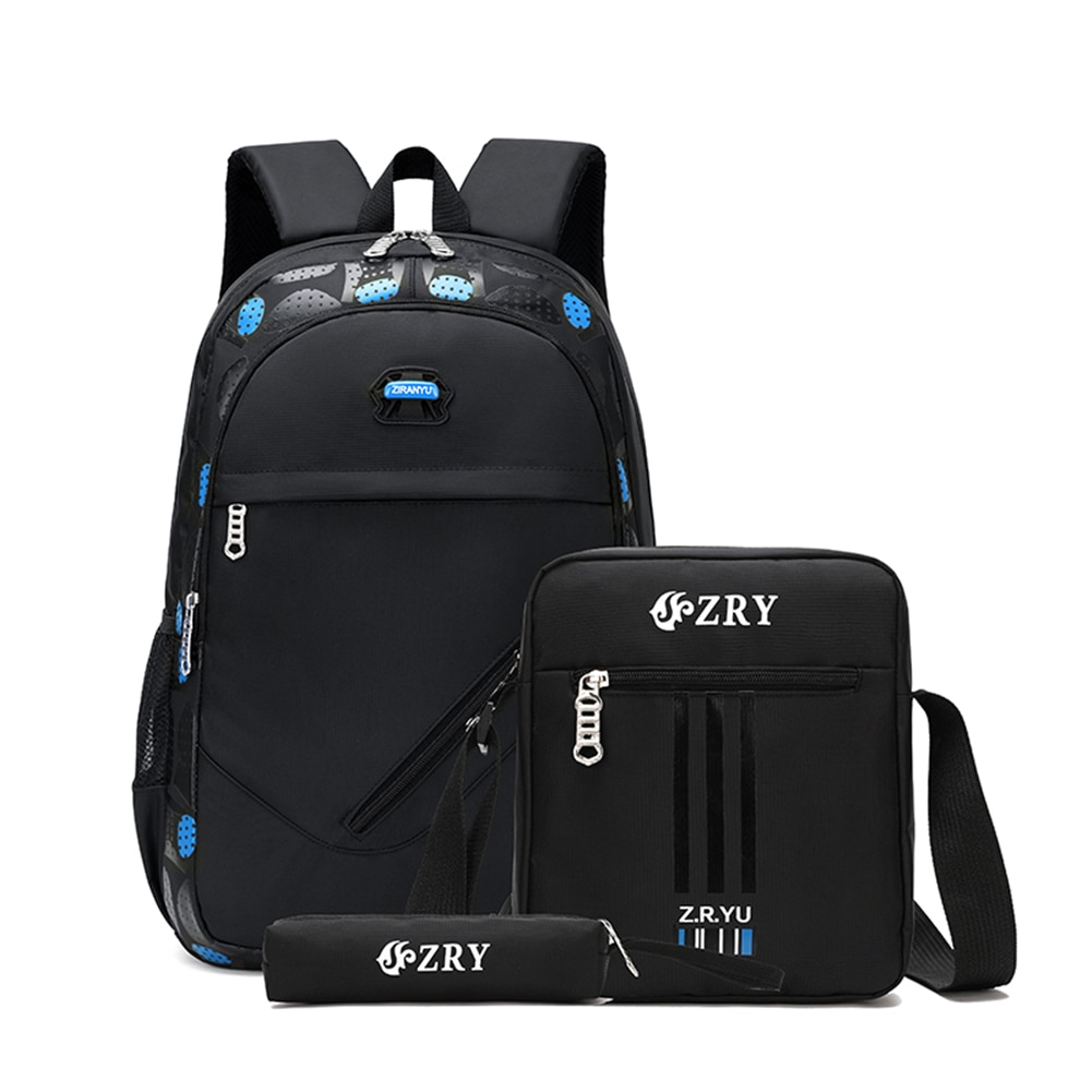 School Backpack for Boys Primary Student Bookbag Kids Satchel Shoulder Bags Casual Daypack Travel Backpack Mochilas Infantil недорого