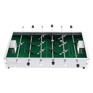 Mini Table Football Soccer Game Foosball Table Sports For Funny Leisure Indoor Entertainment Kids Gifts Green